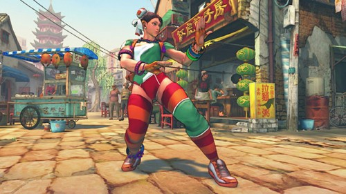 Ultra street fighter iv dlc summer vacation outfits trajes alternos 2014 criticsight 38