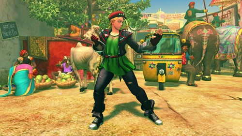 Ultra street fighter iv dlc summer vacation outfits trajes alternos 2014 criticsight 41