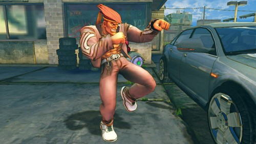 Ultra street fighter iv dlc summer vacation outfits trajes alternos 2014 criticsight 43