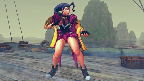 Ultra street fighter iv dlc summer vacation outfits trajes alternos 2014 criticsight 9