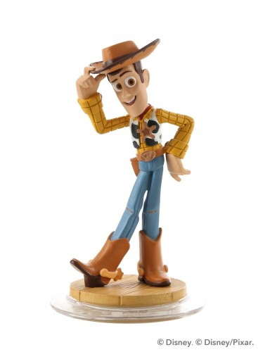 Woody figura criticsight