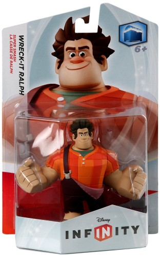 Wreck it Ralph empaque criticsight
