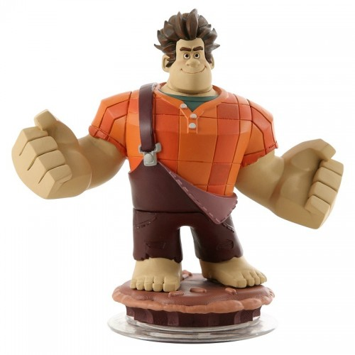 Wreck it Ralph figura criticsight