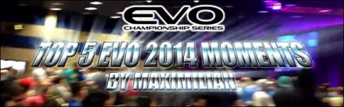 evo top 5 moments by maximilian criticsight