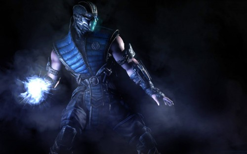 mortal kombat x 10 sub zero wallpaper criticsight