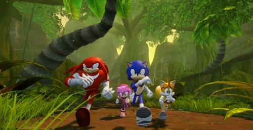 sonic boom trailers 3ds wii u julio criticsight