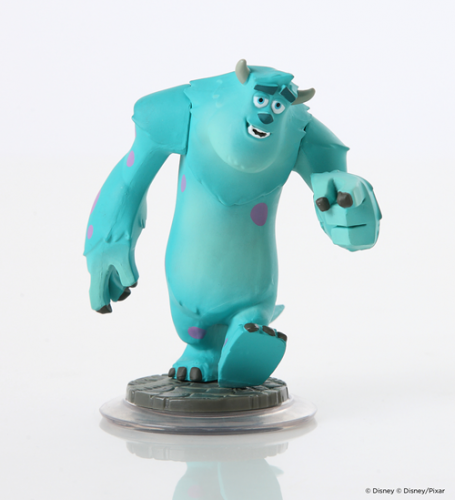 sulley figura disney infinity criticsight