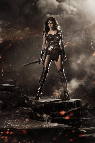 wonder woman gal gadot criticsight