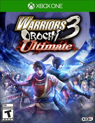1 Warriors Orochi 3 Ultimate Disponible en PS4 y XBOX One criticsight