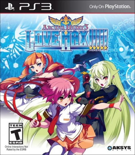 12 Arcana Heart 3 LOVE MAX Disponible en PS VITA y PS3