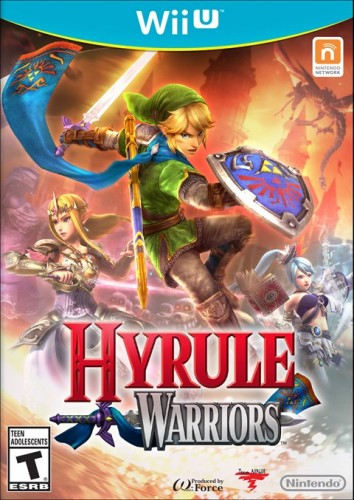 13 Hyrule Warriors solo en WII U criticsight