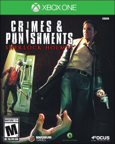 15 Crimes and Punishments Sherlock Holmes Disponible en PS3, PS4, XBOX 360 y XBOX One criticsight