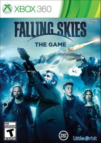 16 Falling Skies The Game Disponible en PS3 y XBOX 360 criticsight