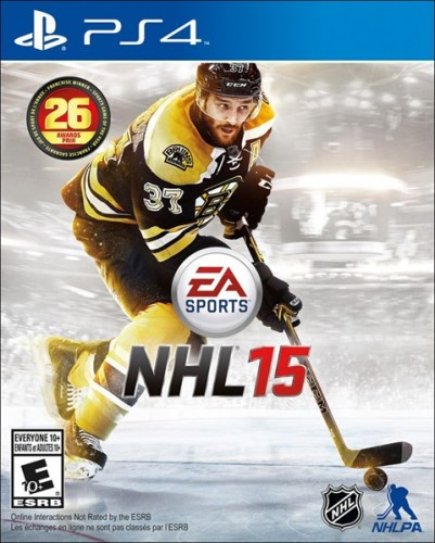 3 NHL 15  disponible en XBOX One, PS3, XBOX 360 y PS4 criticsight