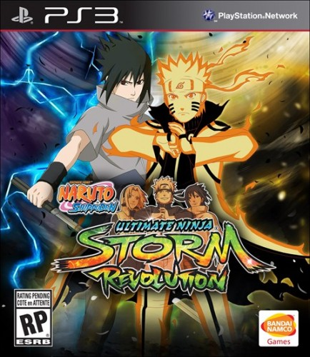 4 Naruto Shippuden Ultimate Ninja Storm Revolution  disponible en XBOX 360 y PS3 criticsight