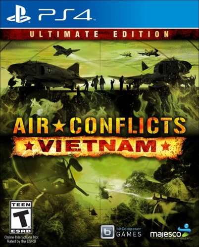 5 Air Conflicts Vietnam Ultimate Edition solo PS4  criticsight