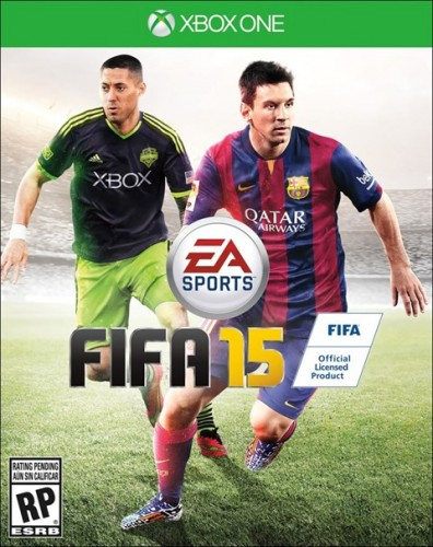 9 FIFA 15 Disponible en 3DS, PS3, PS VITA, PS4, XBOX 360, WII, PC y XBOX One