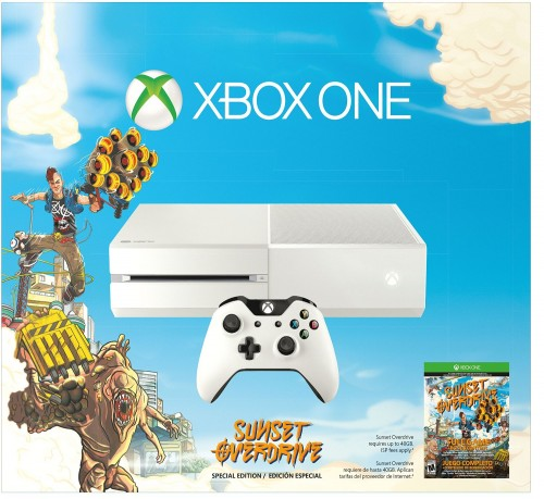 Bundle XBOX One Sunset Overdrive criticsight
