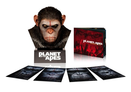 Dawn of the Planet of the Apes Caesar´s Warrior Collection criticsight