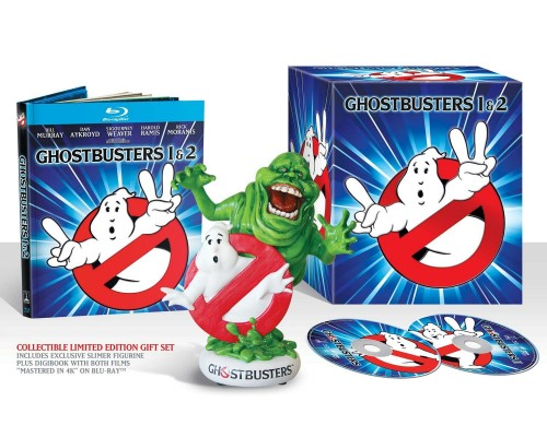 Ghostbusters Ghostbusters II Limited Edition Gift Set criticsight