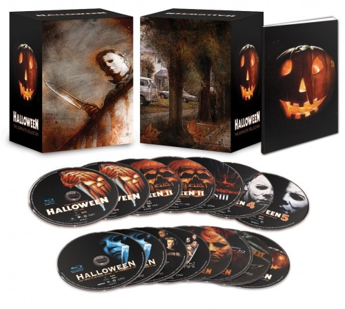 Halloween The Complete Collection Limited Deluxe Edition Blu-ray 1