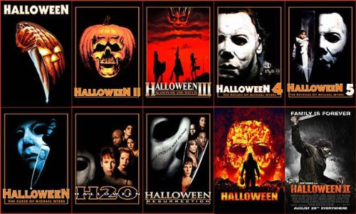 Halloween The Complete Collection Limited Deluxe Edition Blu-ray criticsight 2