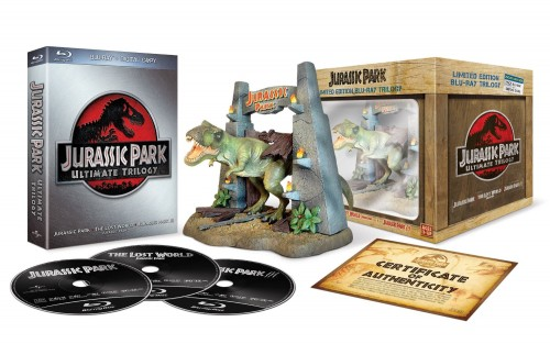 Jurassic Park Ultimate Trilogy Gift Set criticsight