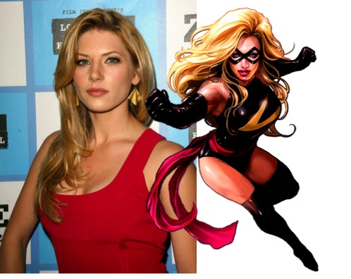 Katheryn Winnick  Ms Marvel criticsight 2015