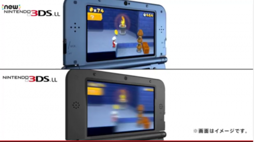 "Nintendo Anuncio su Nueva Portatil el ""New Nintendo 3DS Normal y XL"", No es un Simple Update! Criticsight 2"