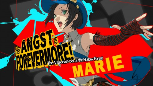 Persona 4 arena ultimax marie imágenes images screens 2014 criticsight1