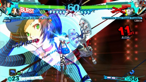 Persona 4 arena ultimax marie imágenes images screens 2014 criticsight5