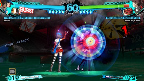 Persona 4 arena ultimax marie imágenes images screens 2014 criticsight7