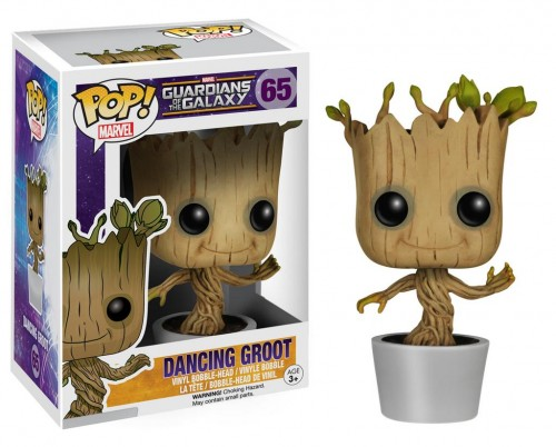 dancing groot funko criticsight