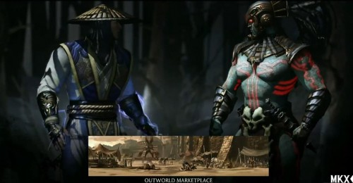 trailer gameplay raiden mortal kombat x 10 criticsight