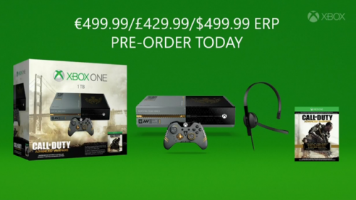 xbox one cod especial edition criticsight