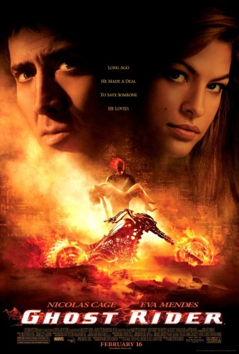 "14 ""Ghost Rider"" Dirigida por Mark Steven Johnson y producida por Columbia Pictures  2006 criticsight"