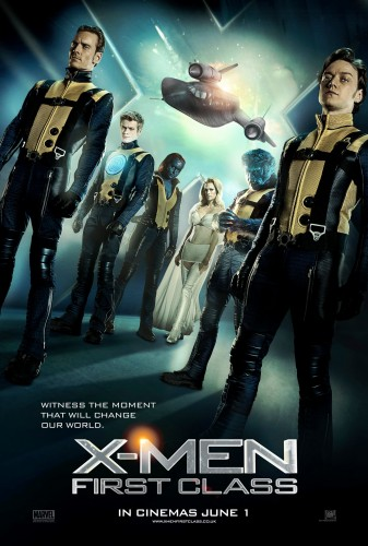 19 X-Men First Class Dirigida por Matthew Vaughn y producida por 20th Century Fox 2011 criticsight