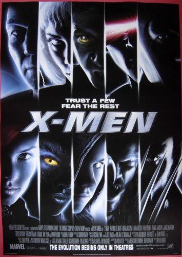 "2 ""X-Men"" Dirigida por Bryan Singer y producida por 20th Century Fox 2000 criticsight"