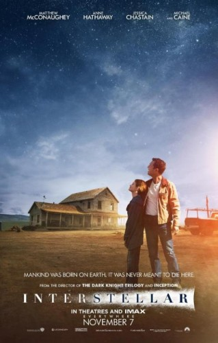 2 nuevos Posters de Interstellar de Chris Nolan (Interestelar) poster 1 criticsight
