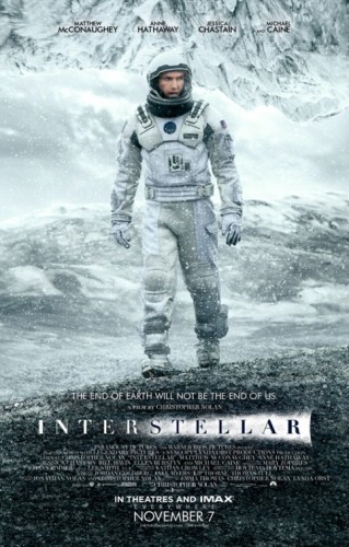 2 nuevos Posters de Interstellar de Chris Nolan (Interestelar) poster 2 criticsight