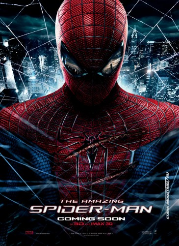 20 The Amazing Spiderman Dirigida por Marc Webb Producida por Sony Pictures 2012 criticsight