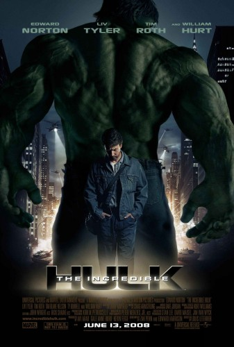 29 The Incredible Hulk Dirigida por Louis Leterrier distribuida por Universal Studios 2008 criticsight
