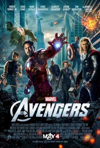 33 The Avengers Dirigida por Joss Whedon distribuida por Disney 2012 criticsight