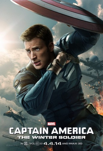 "37 ""Captain America The Winter Soldier"" Dirigida por Anthony Russo y Joe Russo 2014 criticsight"