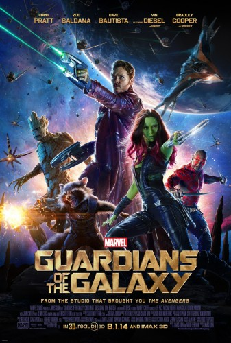 "38 ""Guardians of the Galaxy"" Dirigida por James Gunn 2014 criticsight"