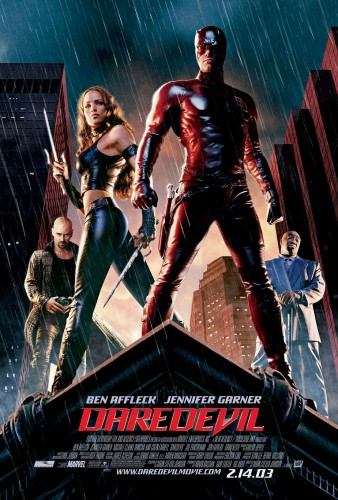 "5 ""Daredevil"" Dirigida por Mark Steven Johnson producida por 20th Century Fox 2002 criticsight"