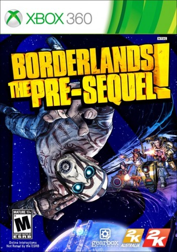 5 Borderlands The Pre-Sequel! Disponible en PS3 y XBOX 360 criticsight