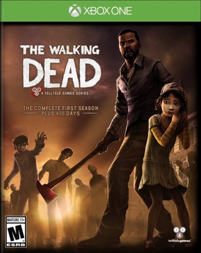 5.1 The Walking Dead The Complete First Season Disponible en PS4 y XBOX One criticsight