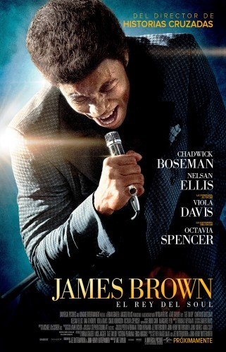 6 27 de noviembre - James Brown El Rey del Soul (Get on Up) poster criticsight