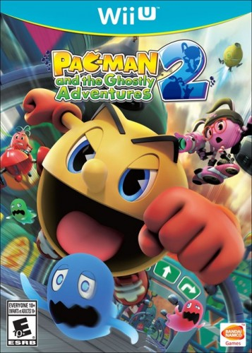 8 Pac-Man and the Ghostly Adventures 2 Disponible en PS3, 3DS, XBOX 360 y WII U criticsight